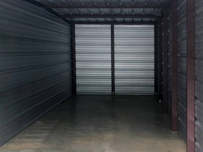 10 x 20 Mini Storage Unit